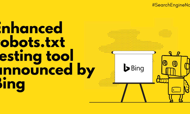 bing - robots.txt