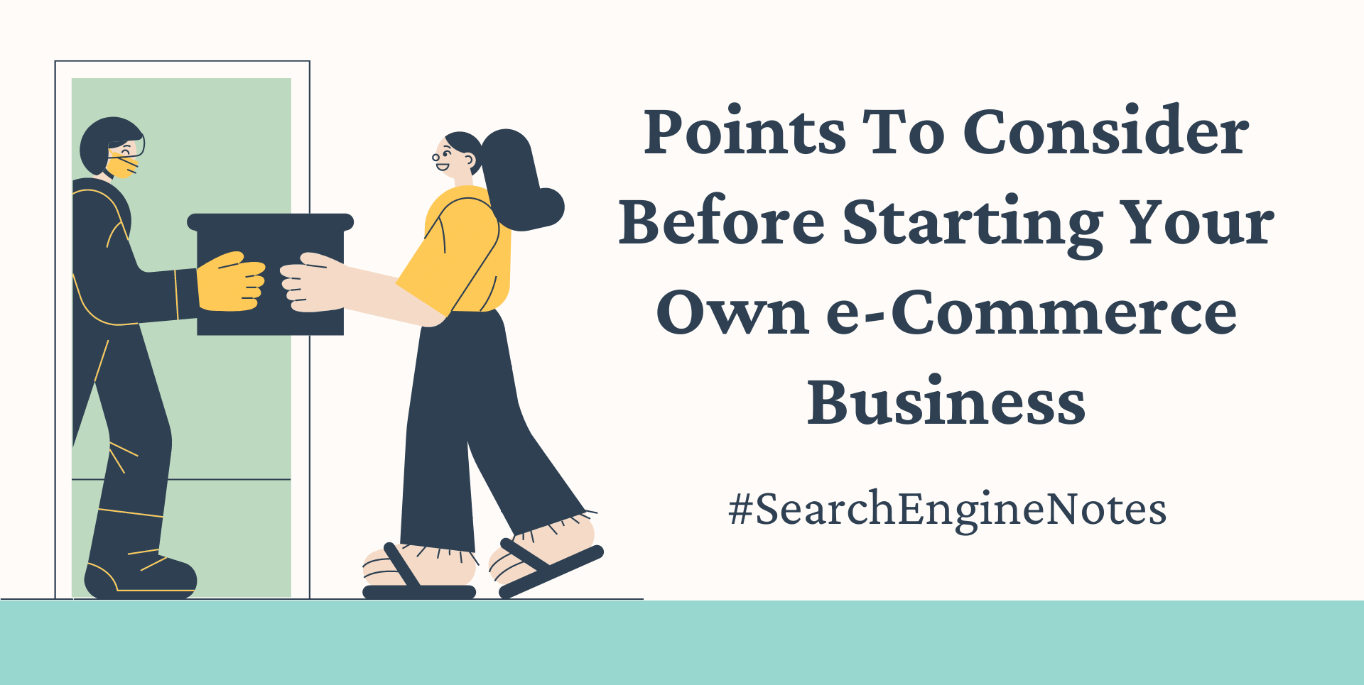 Points to Consider Before Starting Your Own eCommerce Business