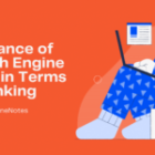 Relevance of Search Engine Tools in Terms of Ranking